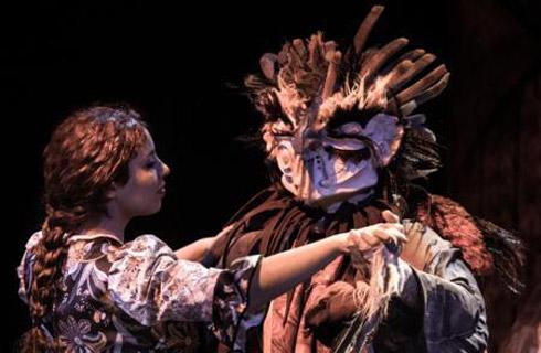 Παιδική θεατρική παράσταση «Η Πεντάμορφη και το Τέρας» Τρίτη 23 Ιουλίου Ώρα 21.00